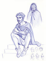 Disney Un-Disneyed:  Hamlet by kuabci