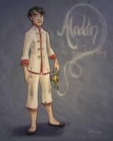 Disney Un-Disneyed: Aladdin (P) by kuabci