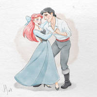 Learning To Dance by kuabci