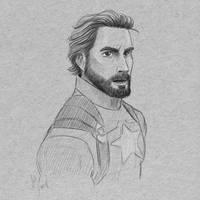 Beardy Cap by kuabci