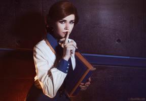 Bioshock Infinite - Elizabeth by MatthewKroner