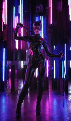 Catwoman- Batman Returns by MatthewKroner