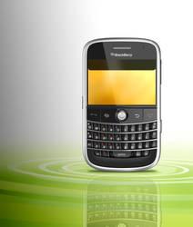 BlackBerry Bold by Justflikwalk