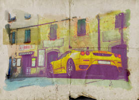 Ferrari F430 by Justflikwalk