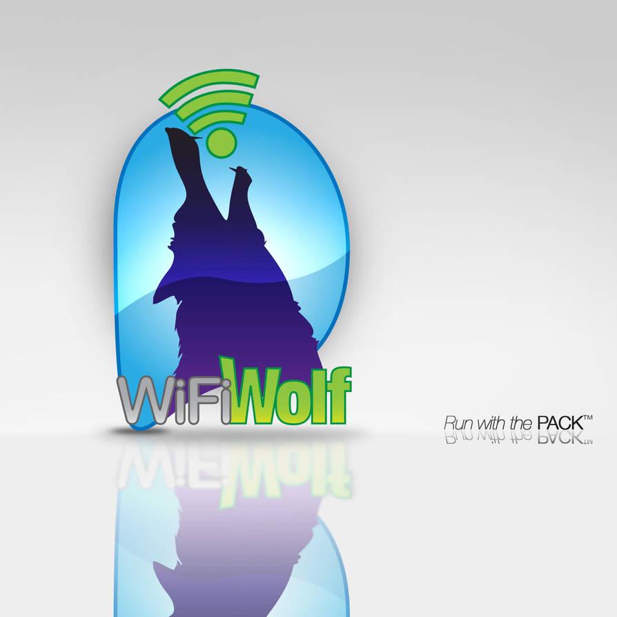 WifiWolf by Justflikwalk