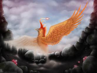 Phoenix by BernsBrim
