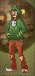 Legend of the Hipsters- Tingle by CauseImDanJones