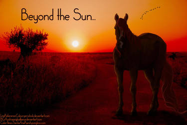 Beyond the Sun by All4grace