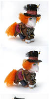 My Little Mad Hatter by Spippo