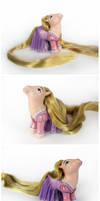 My Little Rapunzel by Spippo