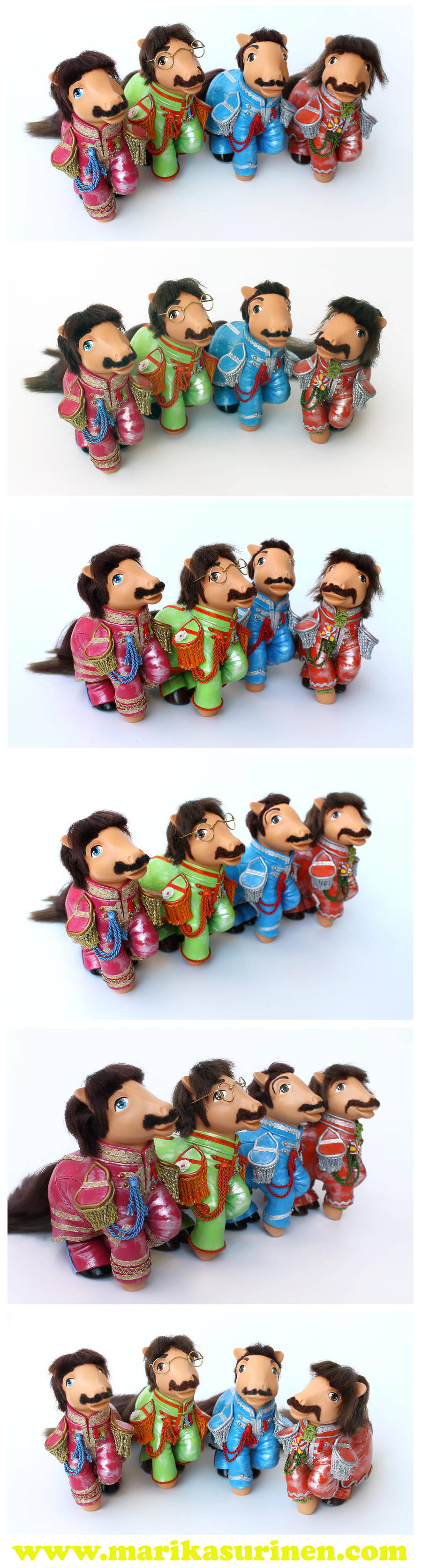 My Little The Beatles by Spippo