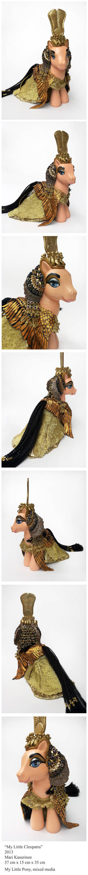 My Little Cleopatra by Spippo