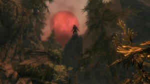 Bloodmoon by AydenSnow