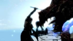 Dragon Slayer by AydenSnow