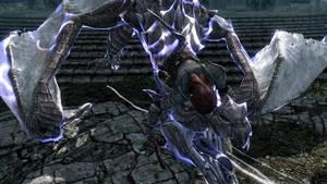 Electrocuted dragon by AydenSnow