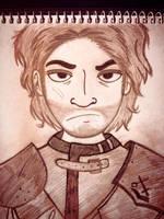 Grumpy Master Thief by AydenSnow