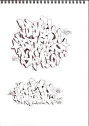 kruel brutes by SheNkOneR