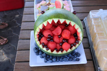 watermelon shark by shireen41425