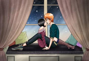 Romantic Atmosphere by KaSaKu