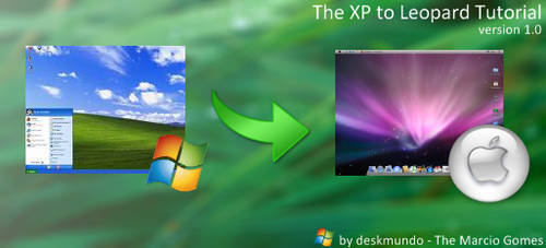 Windows XP to Leopard Tutorial by deskmundo