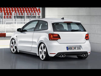 Volkswagen Polo R by 19guly91