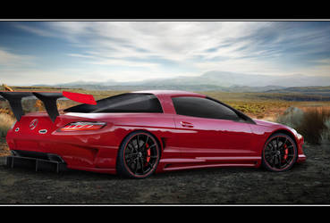 Mercedes-Benz CLR by 19guly91