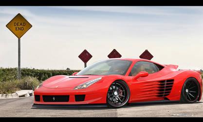 Ferrari TestaRossa by 19guly91