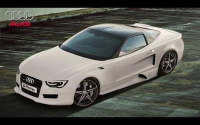 Audi R5 by 19guly91