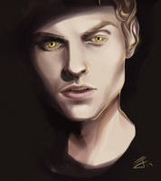 Isaac by JennieMaher