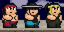 Mortal Kombat by pandcorps