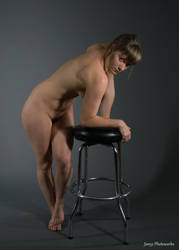 Vera in the Studio 04 by Jim52-Photoworks