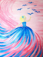 A Birthday Princess by EveMoon