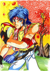 WILD ARMS  RUDY by PHOENIXEVERSON85
