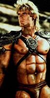 He-Man Dolph Lundgren by archanc