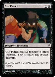 Gut Punch by blakrock