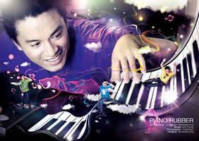Lam Truong - Piano Rubber by versacephuong