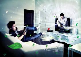 Lam Truong - Concept PS3 by versacephuong
