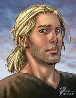 Matthew Portrait by artbytravis