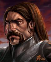 Daemir Portrait by artbytravis