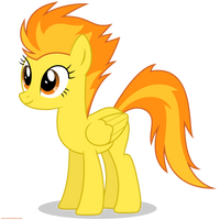 Generic Spitfire - PNG by Larsurus