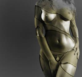 Lady Rock by hasanhd