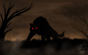 The Stalker by Erkhyan
