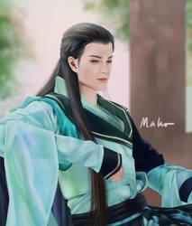 Hanfu by Heavy-Sigh
