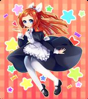 [AT] Peachy by nechin