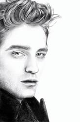 Rob Pattinson by yamiN713