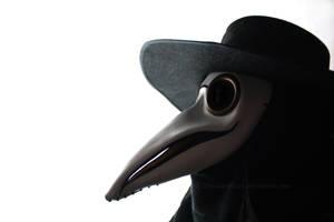 Plague Doctor III by DraculeaRiccy
