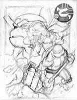 TMNT by nctorres