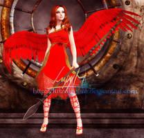 Phoenix by Luizalenora
