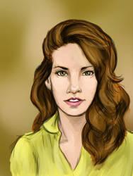 Portrait Sketch Day 6 by InkBurstStudios