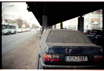 Berlin streets IV by Paleuf